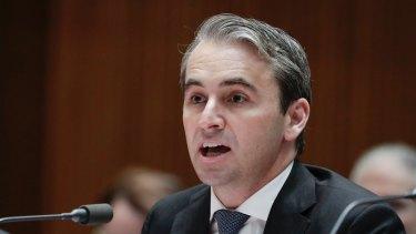"CBA boss Matt Comyn says small businesses are ""the engine room of the Australian economy""."
