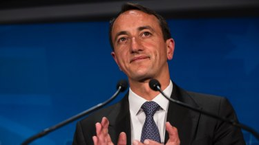 Liberal candidate for Wentworth Dave Sharma.