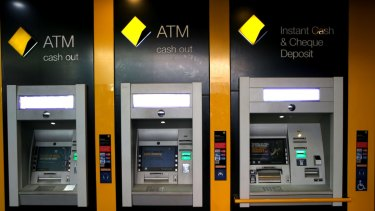 The Commonwealth Bank's results have suffered in the wake of the royal commission.
