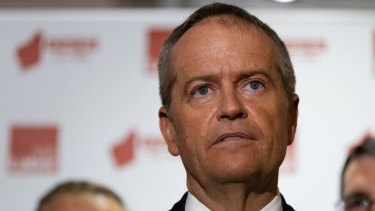 "Bill Shorten has declared the upcoming federal election a ""referendum on wages""."
