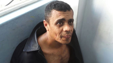 Adelio Bispo de Oliveira, suspected of the Bolsonaro stabbing.
