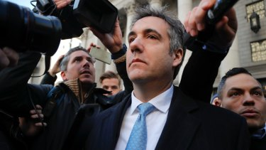 Michael Cohen, President Donald Trump's former lawyer,  pleaded guilty to lying to Congress about work he did on an aborted project to build a Trump Tower in Russia.