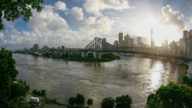 More than 9,000 homes and businesses were subject to some form of inundation, costing insurers more than $2.4 billion, in the 2011 Brisbane flood.
