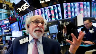 The ongoing trade spat has Wall Street on edge.
