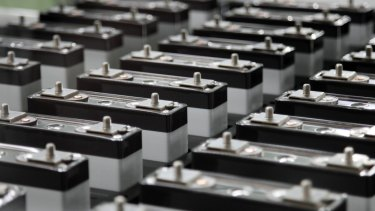 Much of Australia's lithium will end up in batteries.
