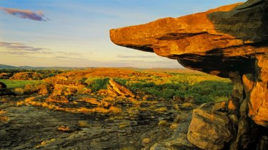 Both major parties have pledged $220 million towards upgrading infrastructure in the Kakadu National Park