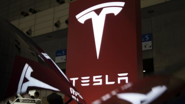 Some of Tesla's biggest investors have been lowering their stakes in the company.
