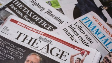 Nine is ending the outsourcing arrangement with Pagemasters and plans to hire sub-editors for its mastheads.
