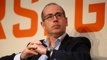 Square Peg Capital co-founder Paul Bassat.