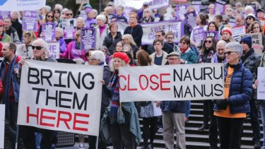 Nauru's medical referrals committee will retain the right to approve transfers to Australia.