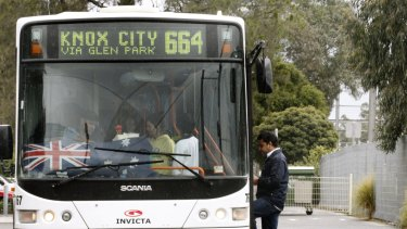 "The outer suburbs need a ""turn up and go"" local bus network."