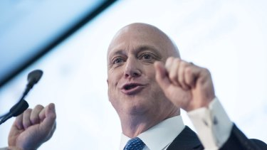 AGL Energy CEO Andy Vesey advised against rushing to judgement on renewable energy's role