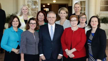 Prime Minister Scott Morrison says 19 additional women have been preselected by the Coalition for the upcoming election since he took the job.