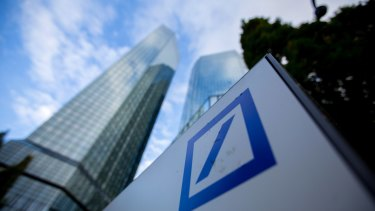 Deutsche Bank has lurched from scandal to scandal and is coming off a weak final quarter.
