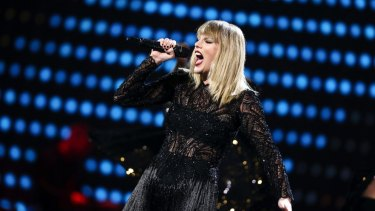 For stars like Taylor Swift, concerts pay the bills.