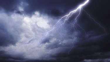 A severe thunderstorm is set to hit the Perth metropolitan area Monday night.