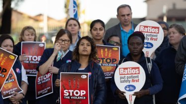 Nurses are worried that new laws may curtail their safety campaigns.