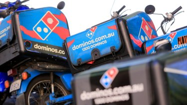Domino's Pizza has fallen short on profit and sales growth.