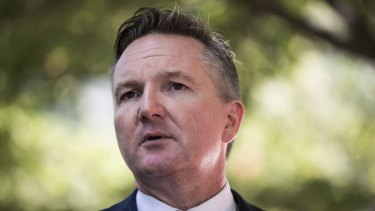 Shadow treasurer Chris Bowen will use a speech to argue the economy is struggling under the Morrison government