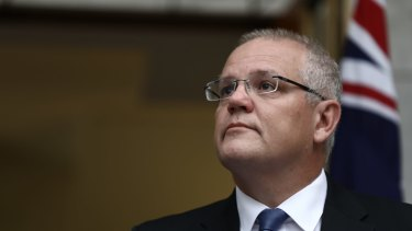 Prime Minister Scott Morrison is urging victims of sexual abuse to seek help if they need it.