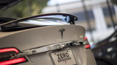 Tesla will face increased competition from other carmakers.