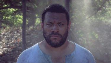 Aaron Fa'Aoso doesn't just narrate Blue Water Empire, he turns up in three roles in the documentary series.