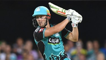 Chris Lynn is unhappy with the lack of communication from Trevor Hohns.