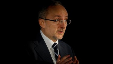 Claudio Borio, head of the BIS monetary and economic department.