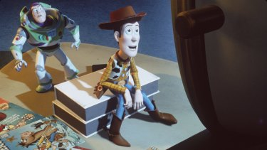 Digital animations like Toy Story make any TV look great, so be skeptical if you see them.