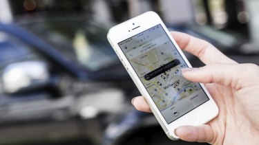 "The Fair Work Ombudsman has decided Uber drivers are not ""employees"" under employment laws."