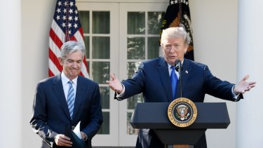 The relationship between Jerome Powell and the President continues to deteriorate.