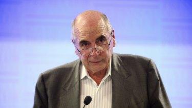 Best top econocrat we've had in 50 years: Former Reserve Bank governor Bernie Fraser.