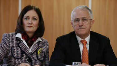 Henderson and Turnbull in 2016.