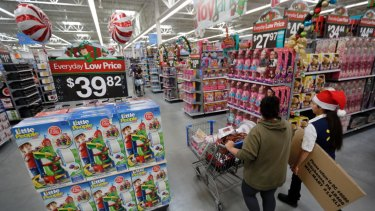 American shoppers love Black Friday.