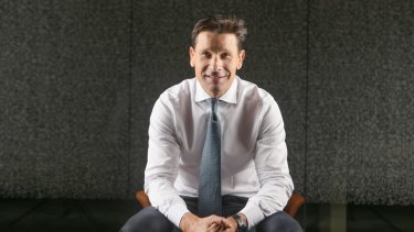 Some people believe Peter Beaven could be the eventual successor to BHP boss Andrew Mackenzie.