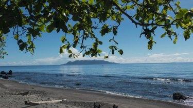 The Solomon Islands.