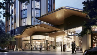 The redevelopment of the Eastlakes Shopping Centre has sparked widespread concern.
