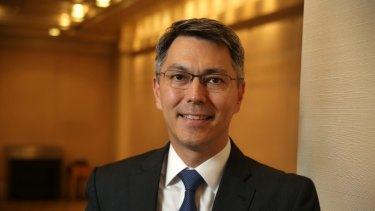 Mike Henry is considered one of the two main favourites to be the next CEO of BHP.