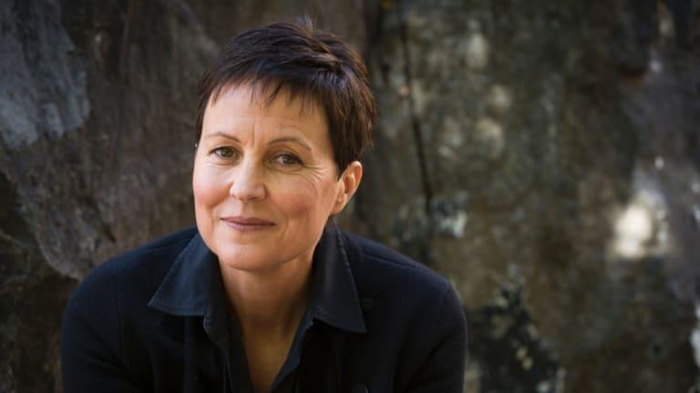 Author Heather Rose.