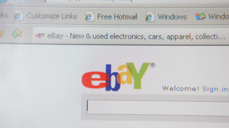 eBay is a popular shopping site for Australians.