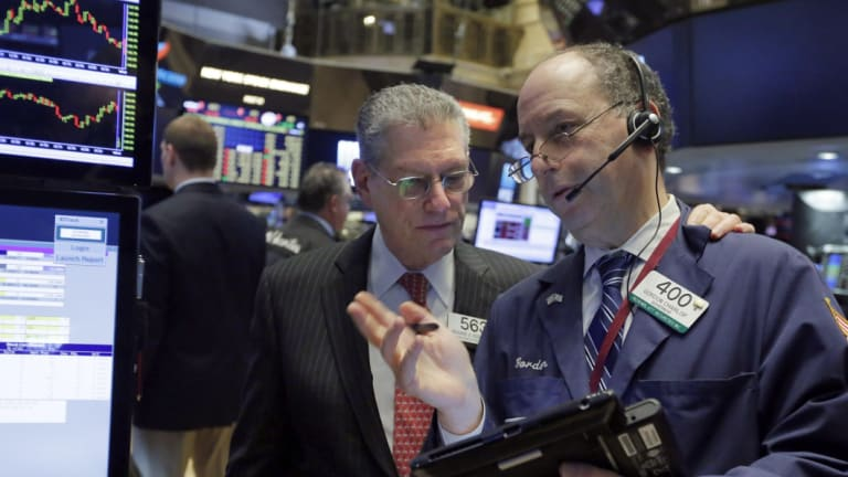 With all eyes on the midterms, trading was light on Wall Street.