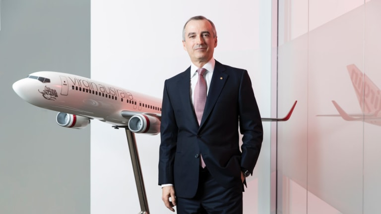 John Borghetti has been CEO since 2010, and will step down by the end of this year.