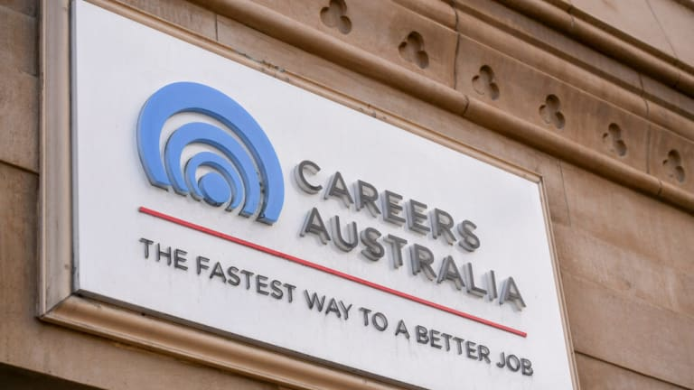 Careers Australia was one of the most aggressive recruiters of VET students.