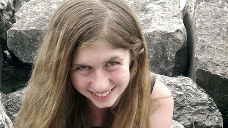 Jayme Closs went missing  after her parents were found fatally shot.