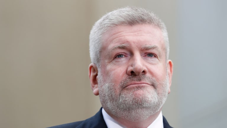 Communications Minister Mitch Fifield said it was up to the ABC and SBS to respond to the report.