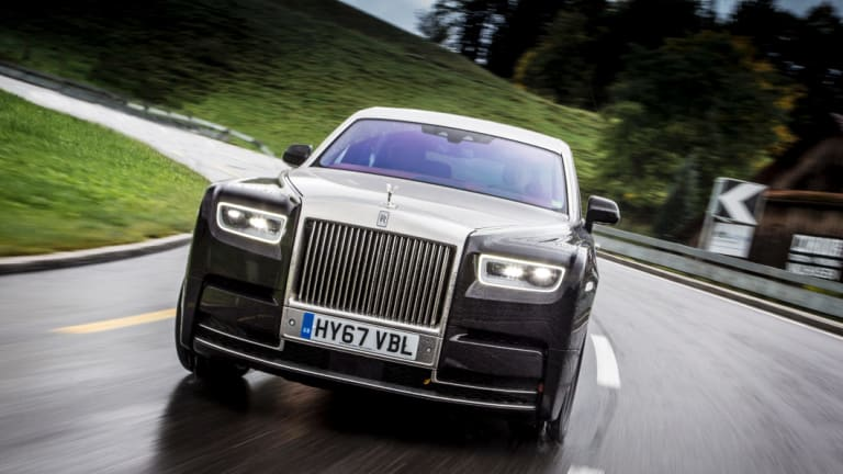 When it comes a Rolls-Royce, it's all about customisation.