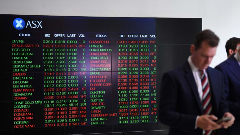 The ASX is poised for more falls on Monday.