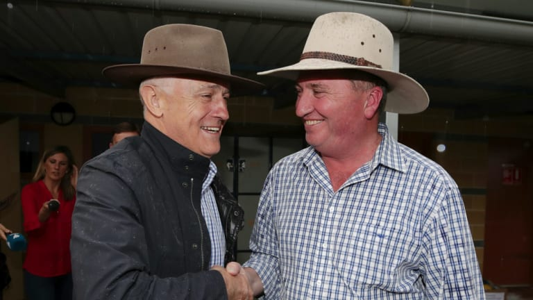 The 2015 and 2016 agreements between Malcolm Turnbull and Barnaby Joyce were part of the deal with the devil that hamstrung Turnbull throughout his three years as prime minister.