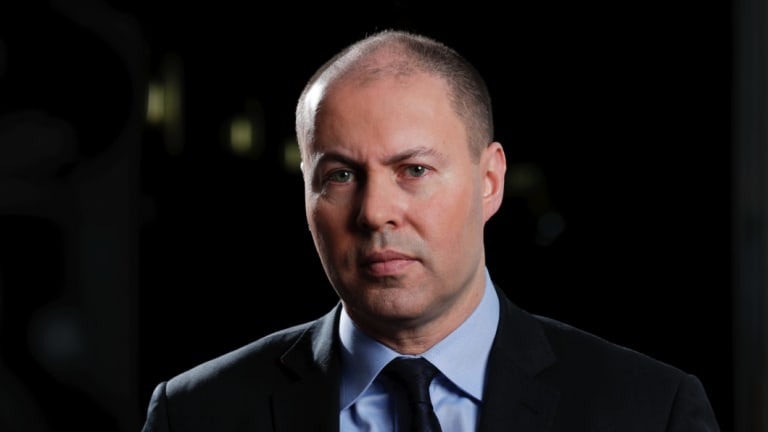 Minister for Environment and Energy Josh Frydenberg