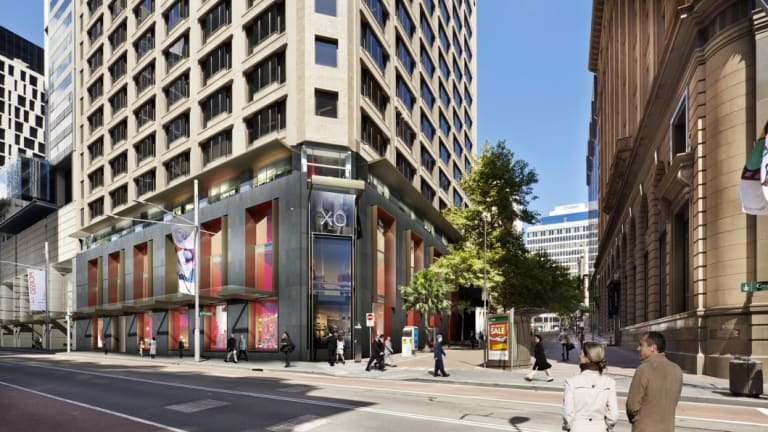 ISPT is to undertake a major redevelopment and revitalisation of its adjacent buildings at 345 and 363 George Street, and 24 York Street to create a new precinct.
